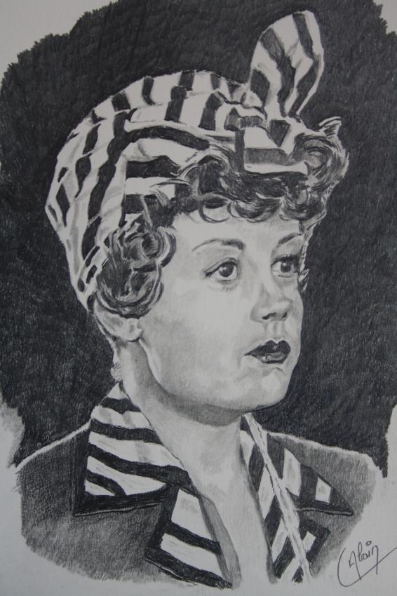 Suzy Delair por lharmonica1